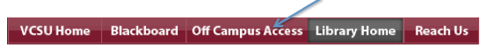 Off-Campus Access Button